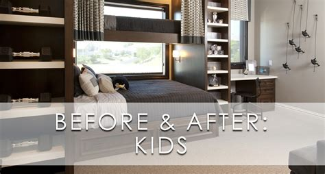Modern Kitchen And Dining Room Design hamptons inspired luxury kids boys bedroom before and after