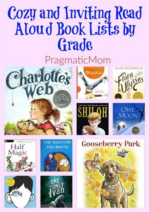 picture book read alouds for 4th grade read aloud book lists by grade book lists book and read