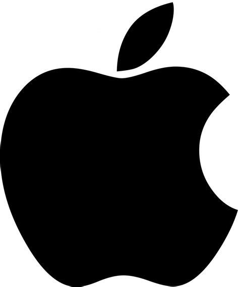 apple black apple logo high resolution history tmb