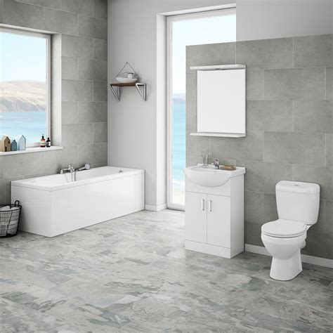 Complete Bathroom Makeovers by Cove Complete Bathroom Suite Plumbing Uk