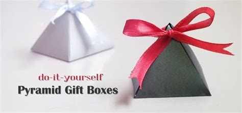 origami gifts how to origami pyramid gift boxes 171 origami
