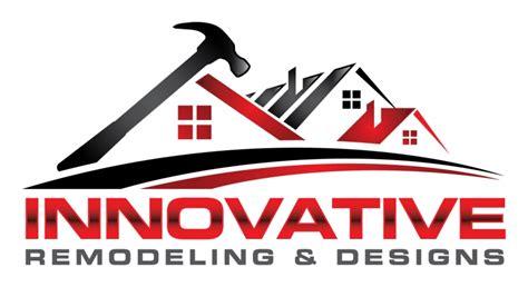 innovative design home remodeling innovative remodeling designs logo design 48hourslogo