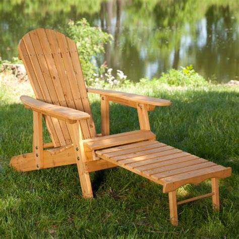 Big Adirondack Chair by Big Reclining Adirondack Chair Set With Free Side