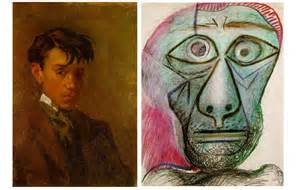 picasso paintings portraits draw like a child color like a mr wright s make 5