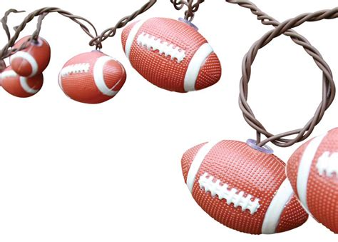 football string lights football string lights contemporary outdoor rope and