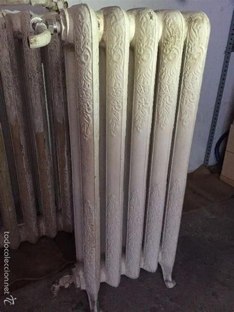 radiadores hierro fundido antiguos radiador de hierro fundido antiguo comprar antig 252 edades