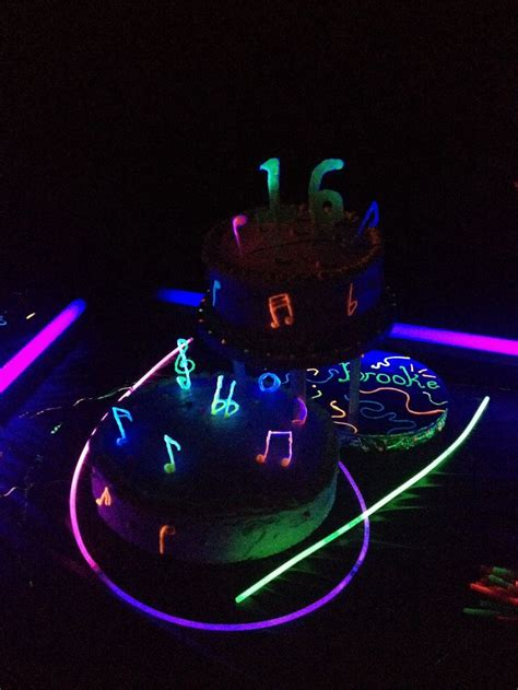 glow in the paint yahoo 142 best images about sweet 16 neon on glow