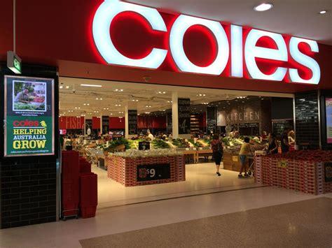 stores australia new look coles seeks to redefine the supermarket