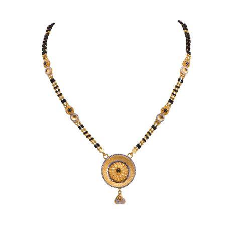 gold chain with black model nallapusalu models in joyalukkas south india jewels