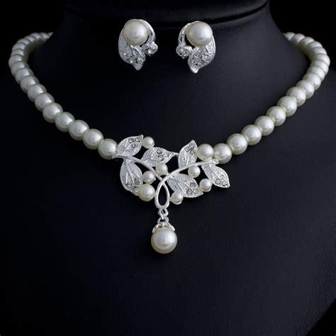 jewelry settings fashion pearl jewelry set fashion jewellery settings