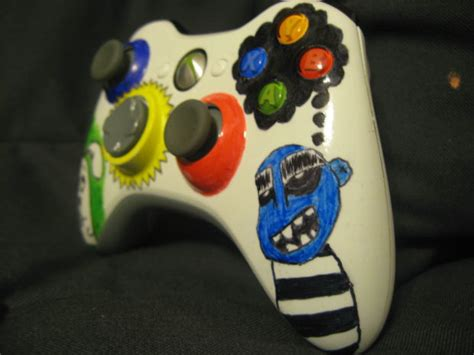 spray paint your xbox 360 controller color up your xbox 360 controller 6 steps