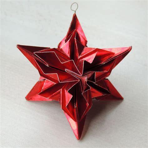 origami ornaments for ornament origami kiek s atelier