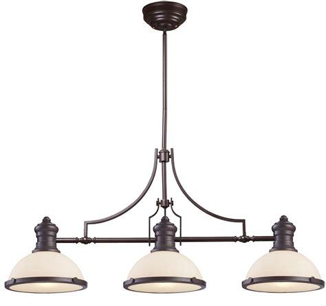 bronze kitchen light fixtures elk 66635 3 modern bronze kitchen island light