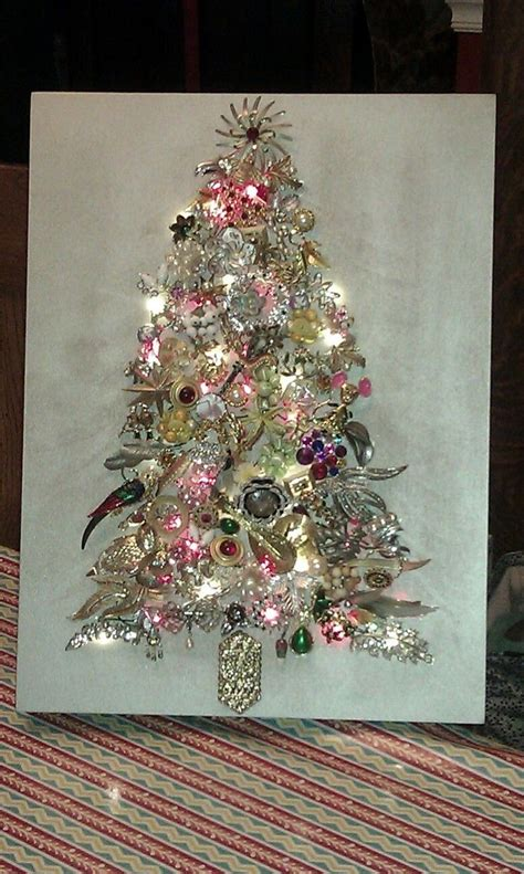 how to make a jewelry tree out of wire pin by ellie gerzema on