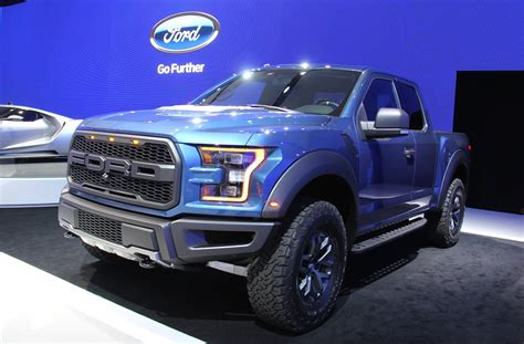 Ford Trucks by Ford Trucks Makes Big Statement At New York Auto Show