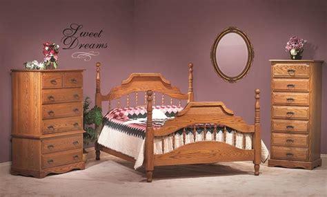and oak bedroom furniture american made oak bedroom furniture