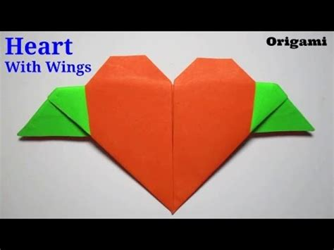 how to make a origami with wings origami how to make an origami with wings