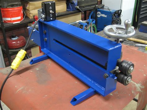 bead roller tipping die another bead roller beef up and power the h a m b