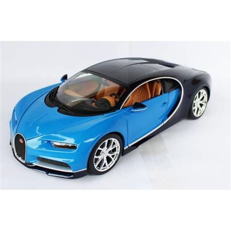 Bugatti Chiron Designer by Bburago Scale 1 18 Bugatti Chiron Italian Design