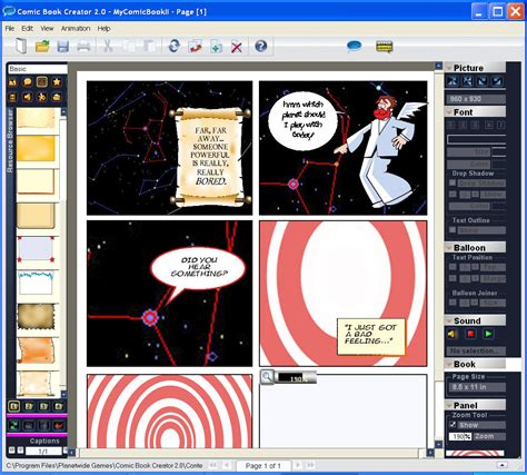 free picture book maker comic book creator pcworld