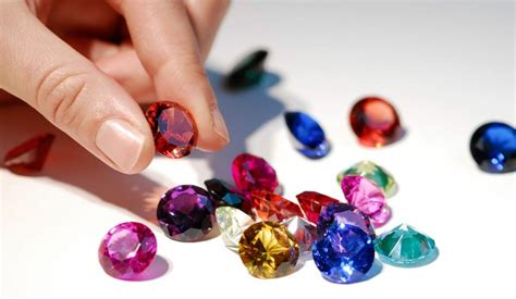 precious gemstone 8 popular semi precious gems organized by color