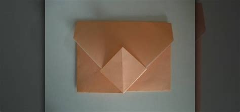 origami simple envelope how to make a and simple origami envelope 171 origami