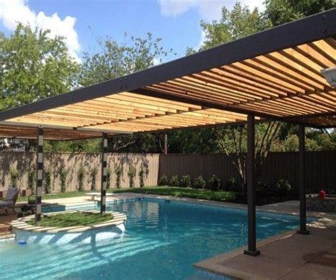 pool pergola ideas 25 best ideas about pool shade on deck shade