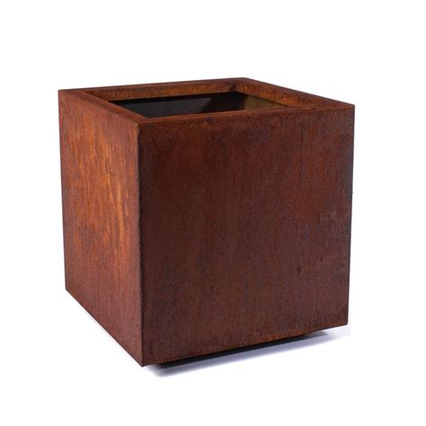 steel planter boxes the 25 best ideas about corten steel planters on