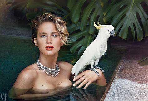 Jennifer Lawrence Calls Photo Hacking a ? Crime?   Vanity Fair