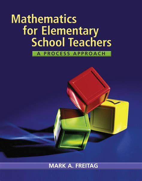 mathematics for elementary teachers with activities 5th edition explorations activities for freitag s mathematics for