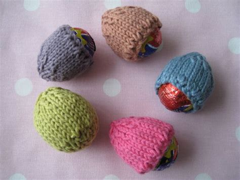 knitted creme egg knit your own easter eggs from my original pattern they