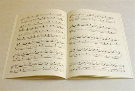 picture book song sheet book quot les valses invisibles quot oskar schuster