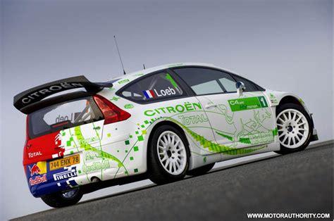 Citroen C4 Rally by Citroen C4 Wrc Hymotion4 Hybrid Rally Car Concept