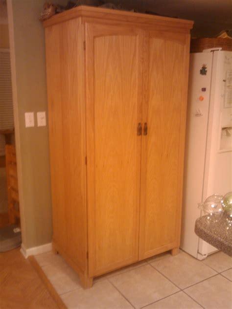 Corner Kitchen Sink Designs high dark wood stand alone cabinets pantries for green