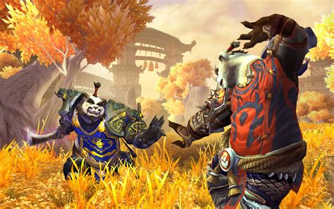 World of Warcraft: Mists of Pandaria GeForce