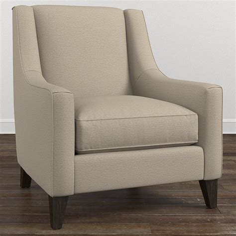 Living Chair by Modern Accent Chair With Sloped Arms