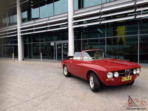 Alfa Romeo 105 by Alfa Romeo 105 Gtv Convertible In Woy Woy Nsw