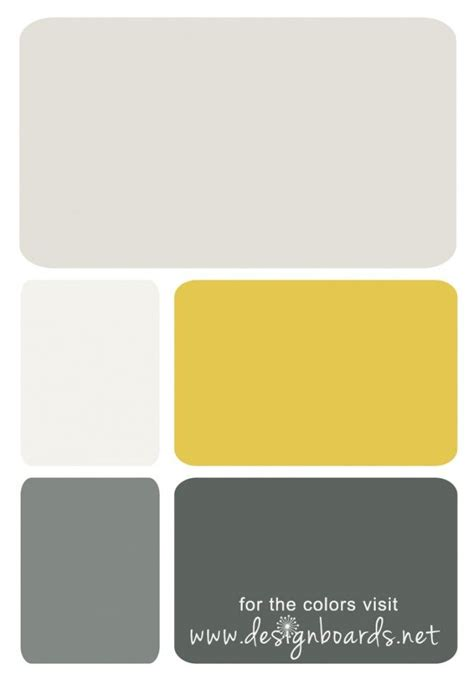 paint colors yellow and grey best 25 gray yellow bedrooms ideas on