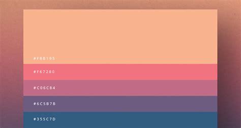 color palette ideas for websites 8 beautiful color palettes for your next design project