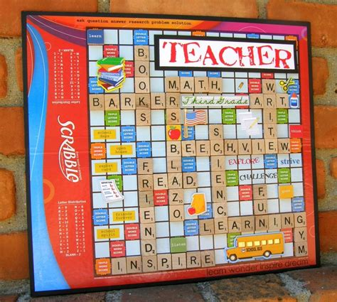 scrabble presents scrabble board s gift crafts