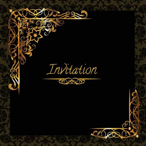 free party invitation templates best design