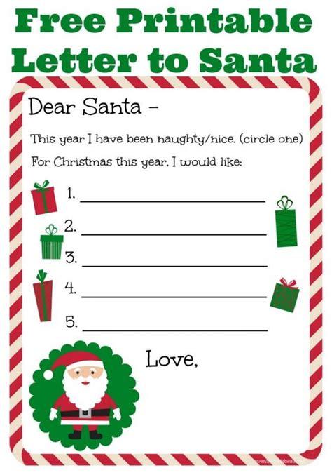 santa for best 25 santa letter ideas on letter