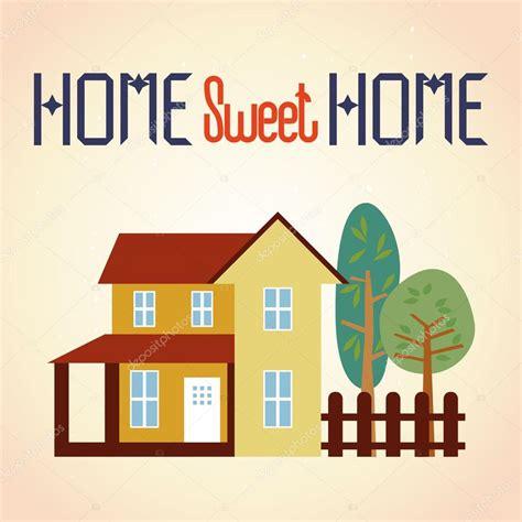 sweet home home sweet home stock vector 169 izmask 9461612