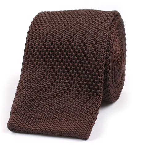 how to tie knit tie brown knitted tie knit ties knits neckties