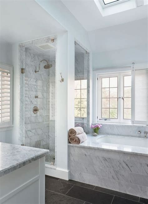 white marble bathroom ideas best 25 marble bathrooms ideas on modern