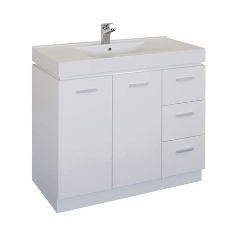bunnings bathroom vanities stein nico floor standing