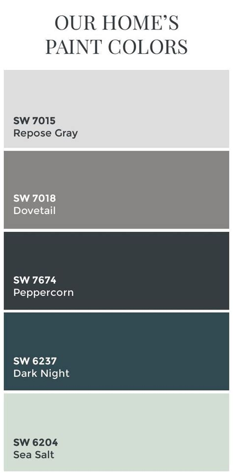 interior home color schemes best 25 exterior paint colors ideas on