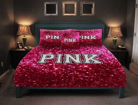 secret pink comforter sets secret pink bedding glitter look not real glitter