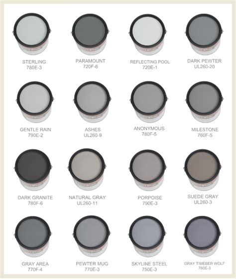 top behr gray paint colors colorfully behr shades of gray