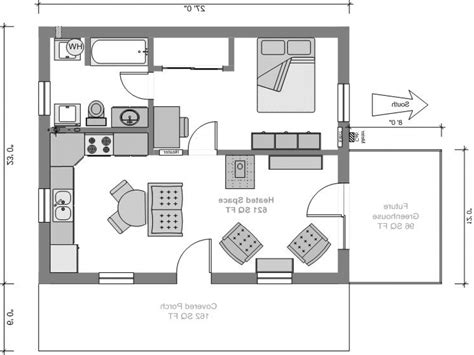 home floor plans small floor plans for small houses